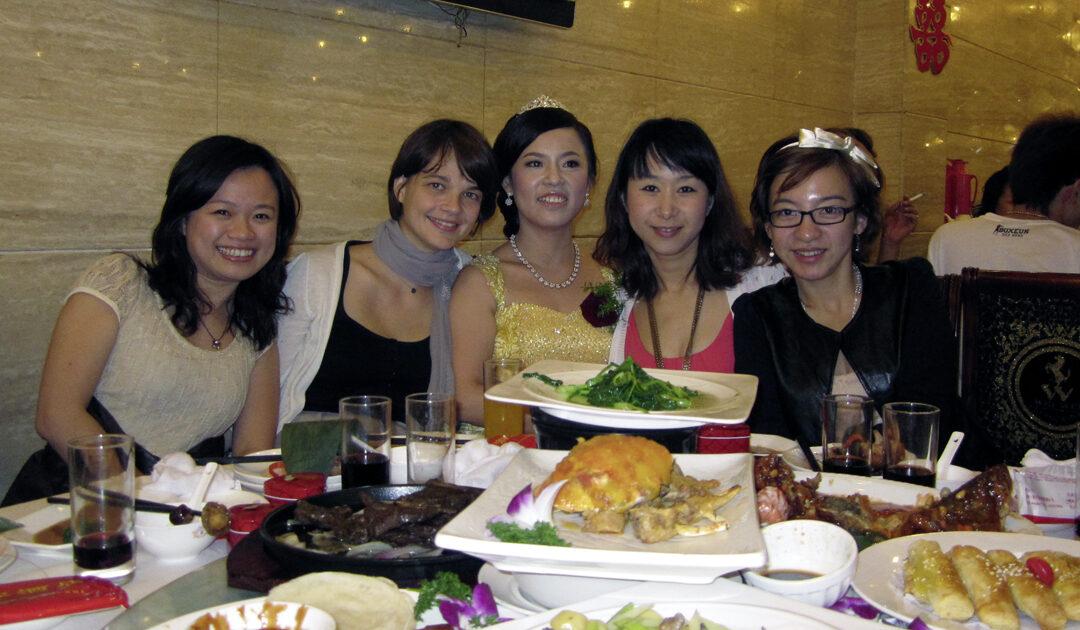 Feine Hühnerfüße! Lebensmittelchemikerin in China