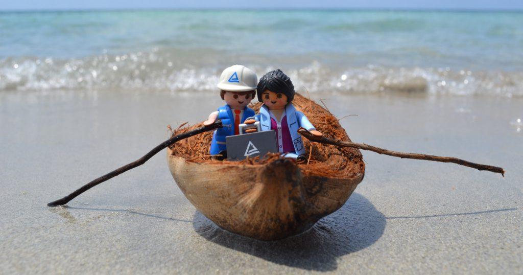 Warum unsere Playmobil-Prüfer so weit reisen