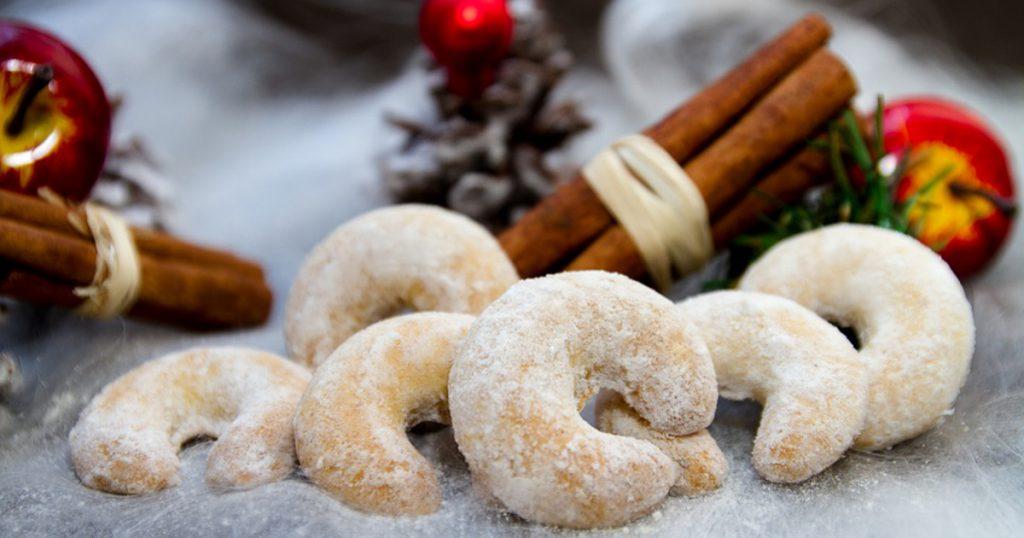 Plätzchenbacken mit den Profis: die Baumkuchen-Challenge