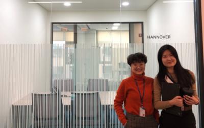 Marketing & Communications Semester Internship in Korea