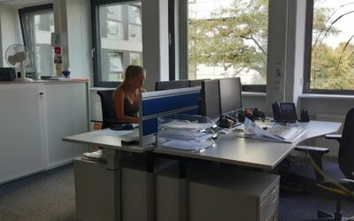 Corona crisis: Trainee home alone (and in the office)?