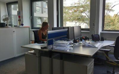 Corona-Krise: Azubine allein zu Haus (und im Büro)?!