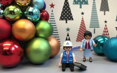 Weihnachtskontrastprogramm: Büroparty USA vs. Hongkong