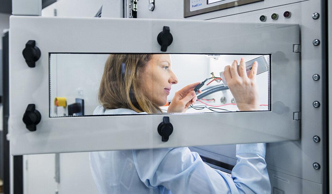 Chemielaborantin … und das Lernen geht weiter