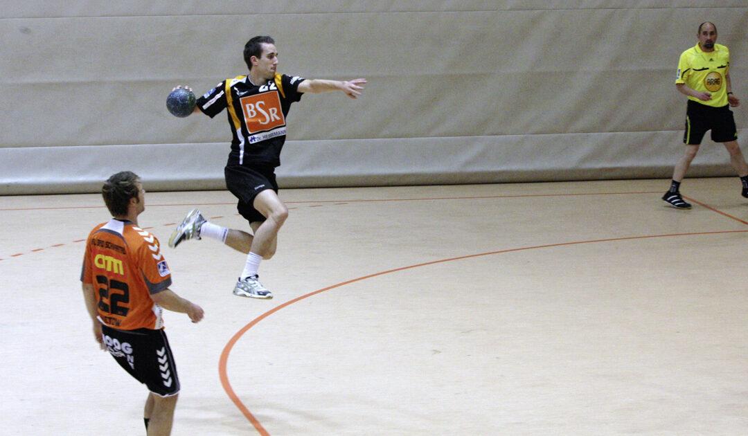 Vom Handball zu TÜV Rheinland: ein neuer Lebensabschnitt