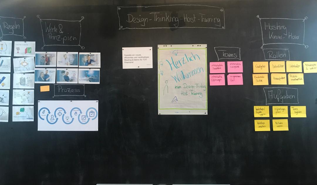 Innovation Host Training – Ideen-Förderer werden