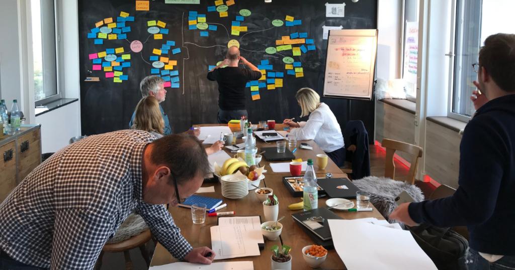 Mit agilem Projektmanagement Innovationen fördern