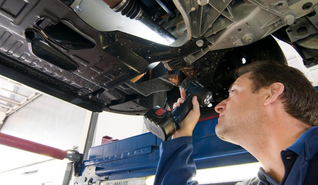 Karriere machen als Prüfingenieur für Fahrzeugprüfung