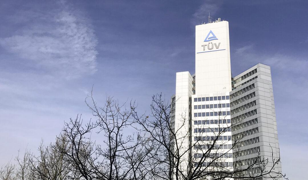TÜV-Tower: Arbeiten mit Aussicht