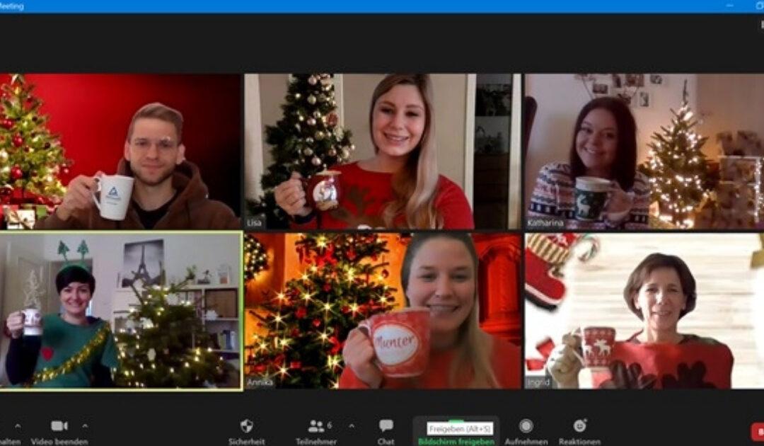 Virtual company Christmas party – program ideas