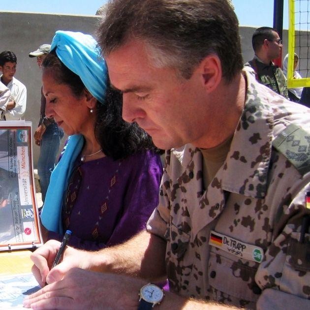 Einsatz Afghanistan