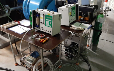 Air quality technologist in air quality monitoring – 100 % variety