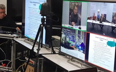 6. Expert Meeting – Planung einer Online-Veranstaltung